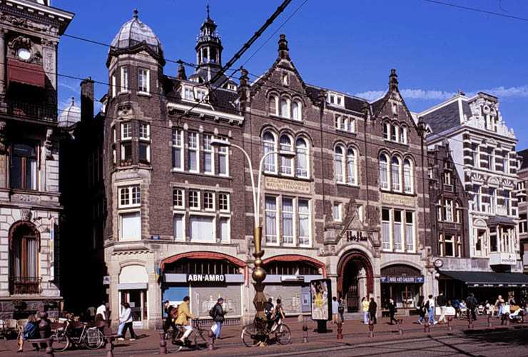 © Amsterdam Municipal Department for the Preservation and Restoration of Historic Buildings and Sites (bMA)