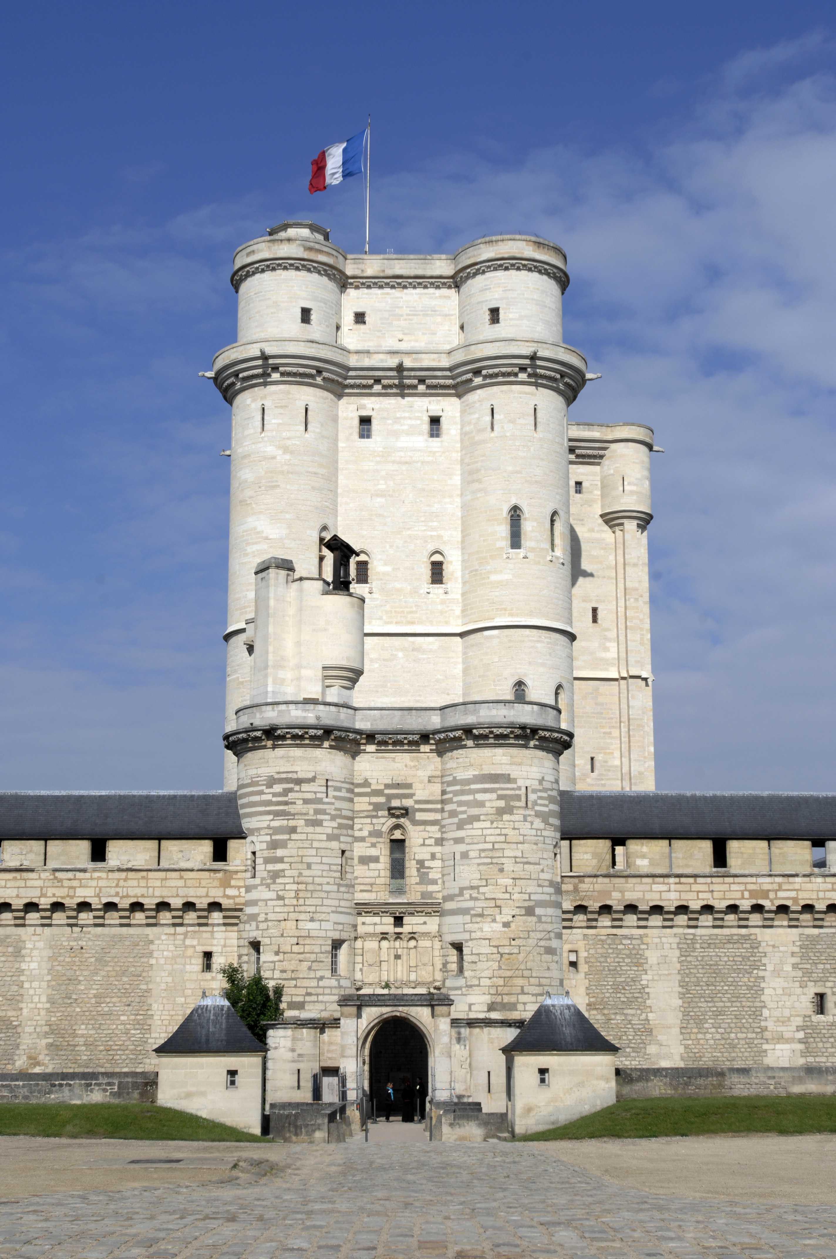 Château de Vincennes@P. Cadet CMN