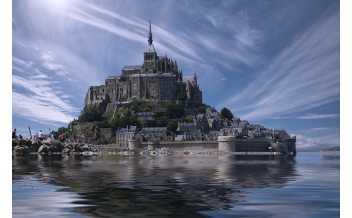 Abbey of Mont-Saint-Michel