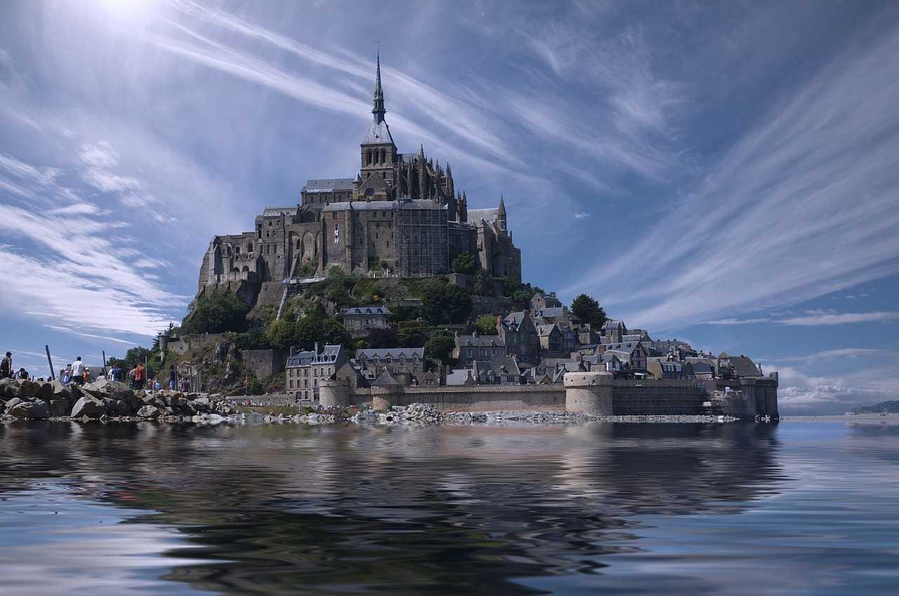 Abbey of Mont-Saint-Michel