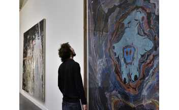 Painting. A Permanent Challenge,  Exhibition, la Caixa, Madrid: 23 October  - 01 March,