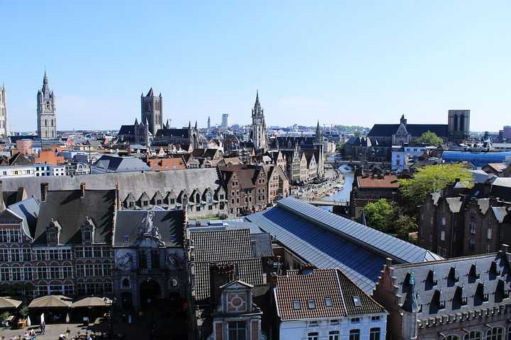 Het Belfort van Gent, Gent