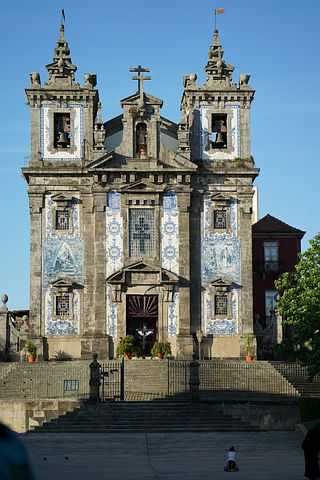 Church of Saint Ildefonso, Porto