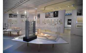 Gio Ponti: Amare l'architettura, Exhibition, MAXXI, Rome: 27 November 2019-13 March 20202020