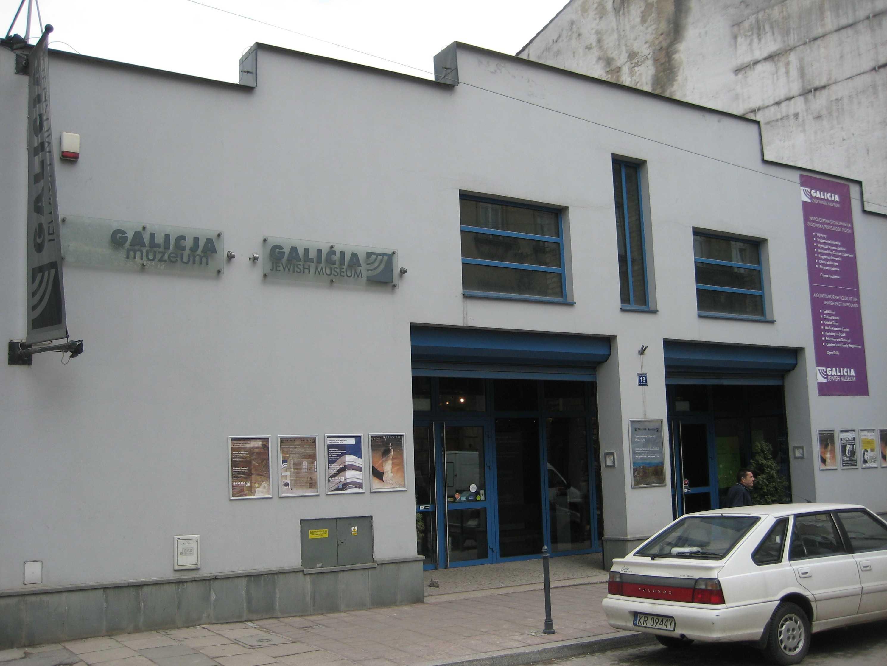 Galicia Jewish Museum, Krakow