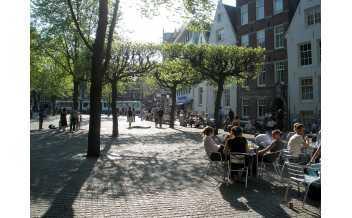 Spui, Amsterdam: Every Sunday
