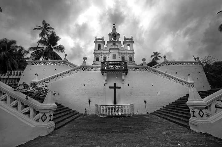 Immaculate Conception Church, Goa