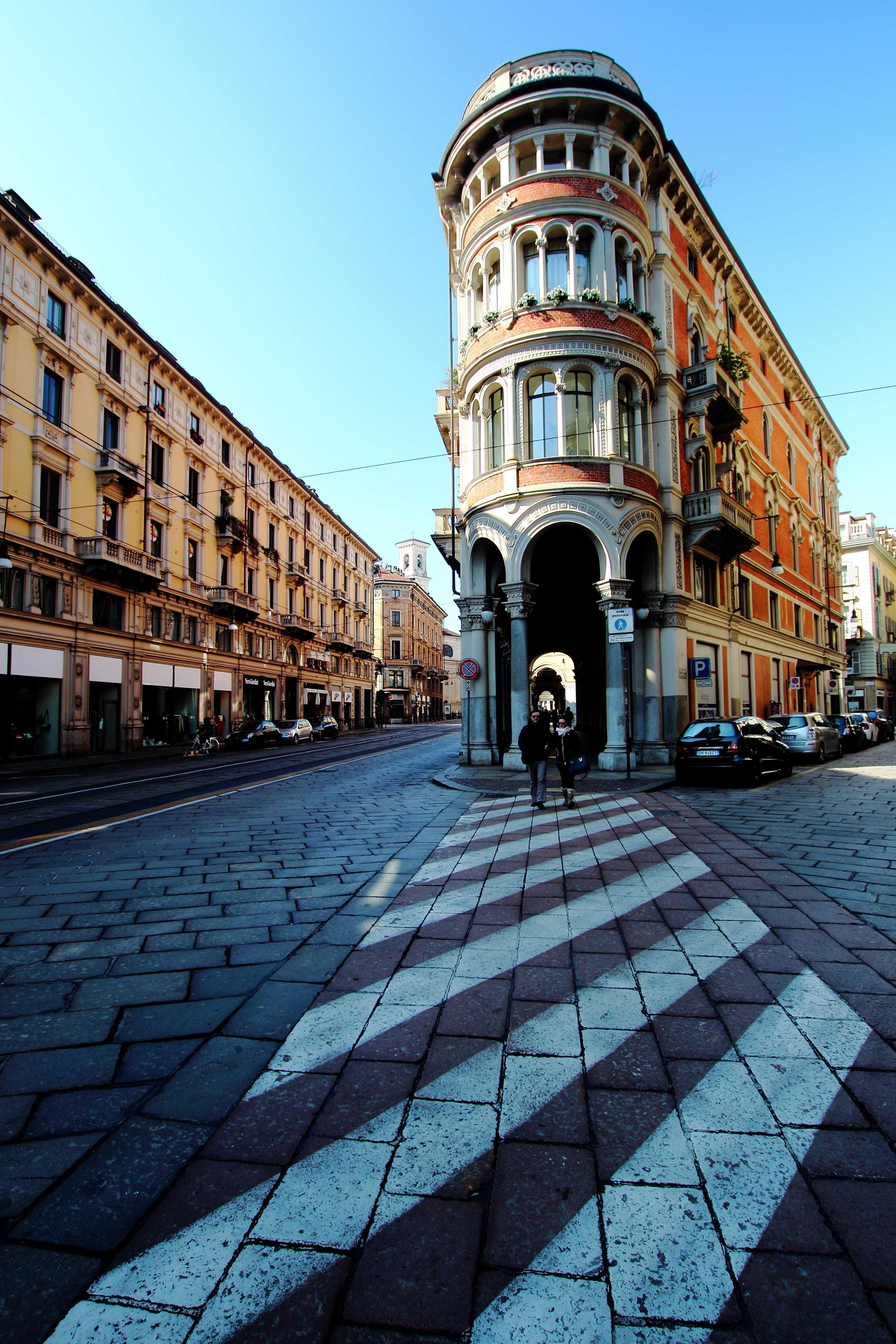 Via Pietro Micca, Turin