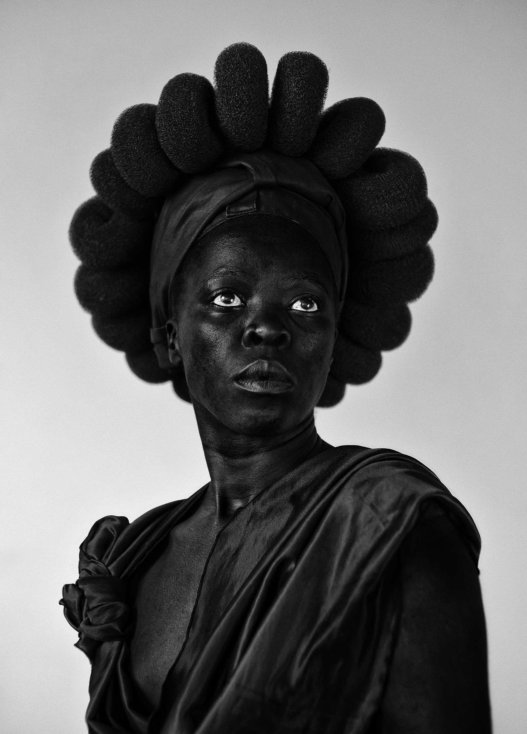 Zanele Muholi Ntozakhe II, Parktown 2016. Courtesy of the Artist and Stevenson, Cape Town/Johannesburg and Yancey Richardson, New York (c) Zanele Muholi