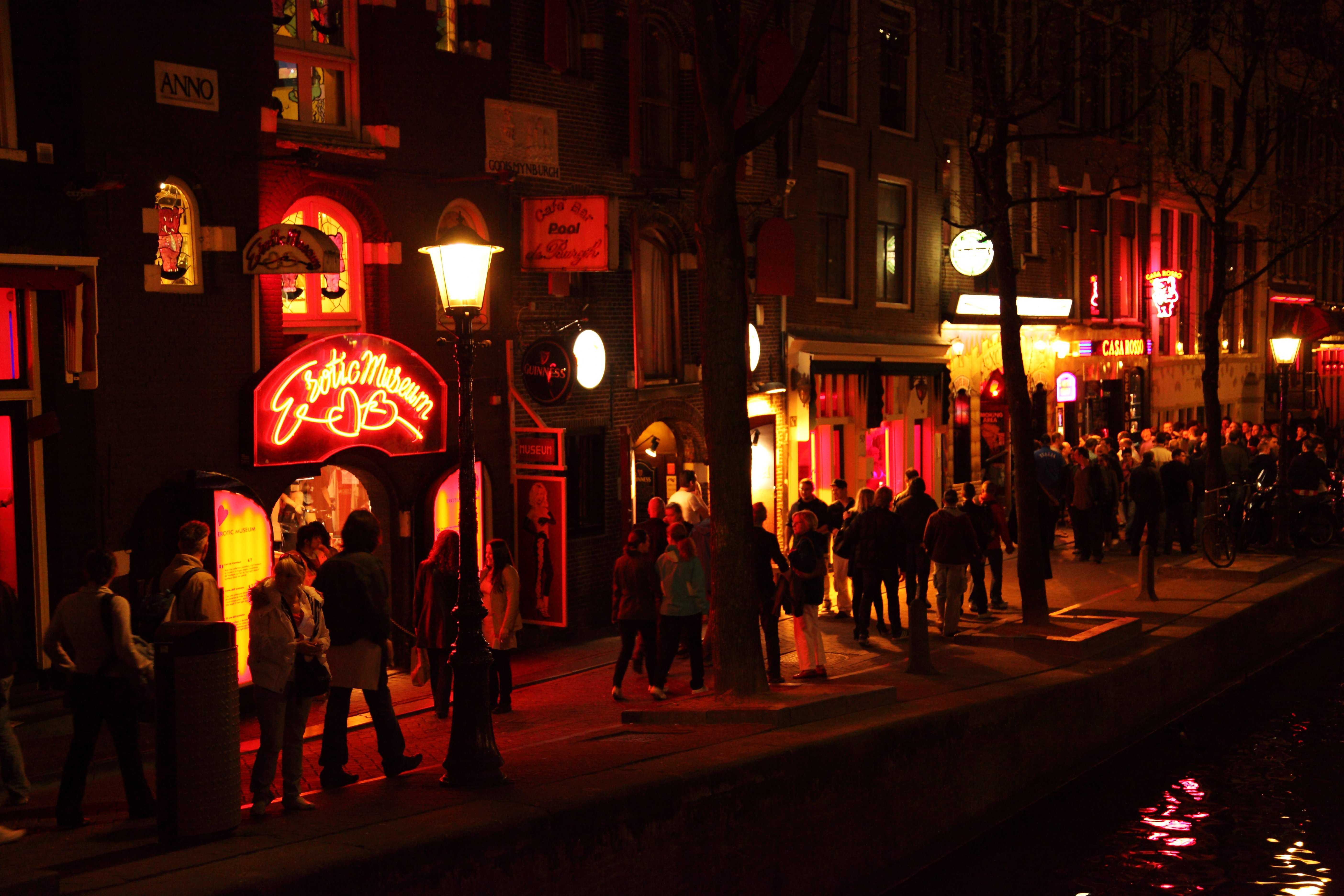 Red Lights District, Amsterdam