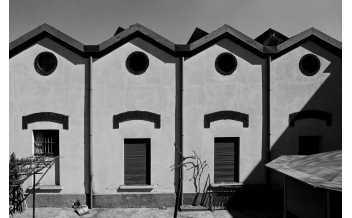 Gabriele Basilico Milano ritratti di fabbriche 1978-80 © Archivio Gabriele Basilico