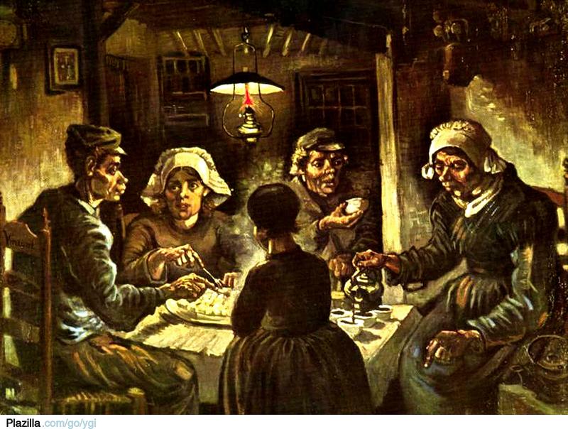 Vincent van Gogh [Public domain]