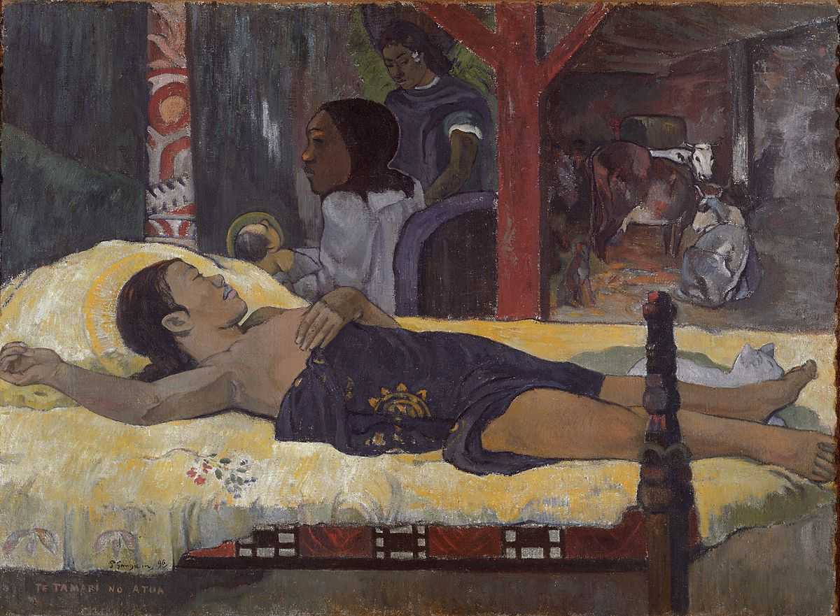 Gauguin [Public domain]