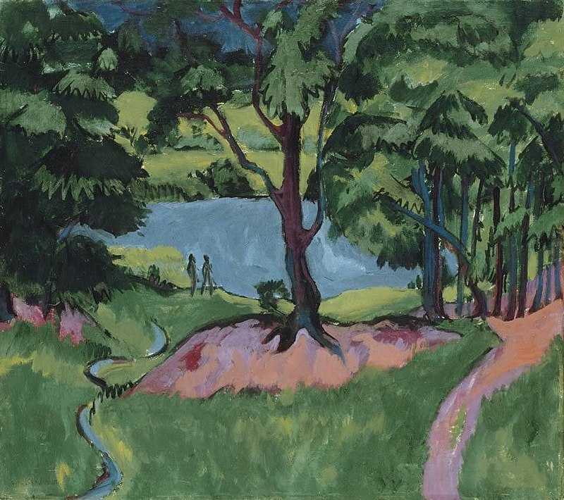 Ernst Ludwig Kirchner [Public domain]
