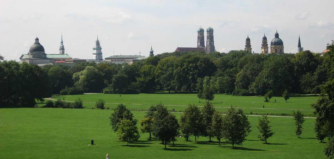 Englischer Garten, Munich: All Year