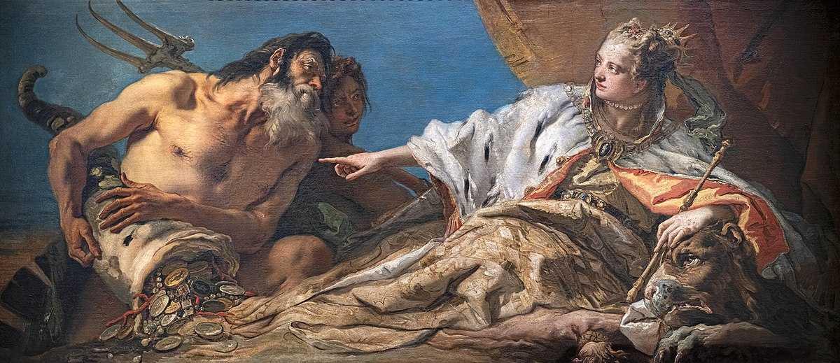Giovanni Battista Tiepolo / Public domain