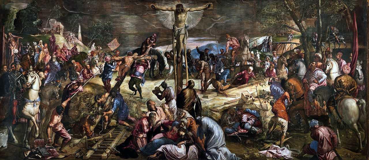 Jacopo Tintoretto / Public domain