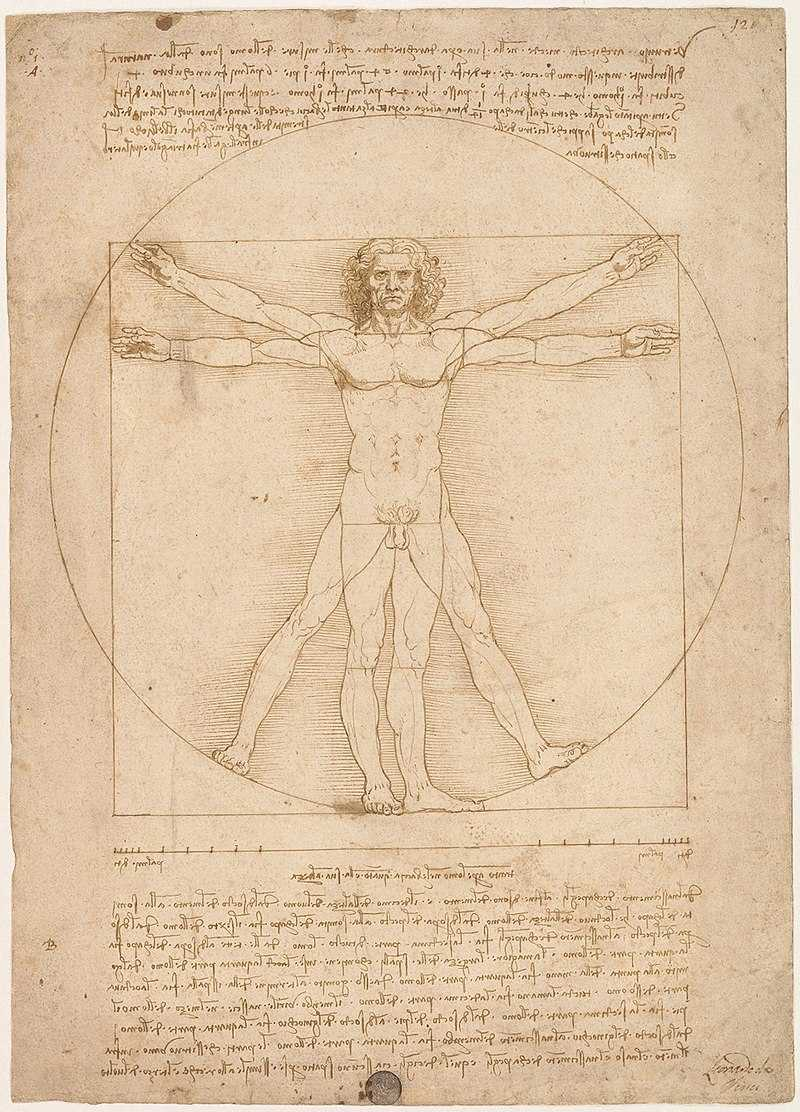 Leonardo da Vinci / CC BY-SA (https://creativecommons.org/licenses/by-sa/4.0)