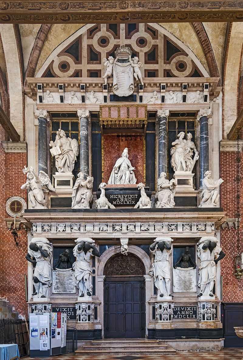 Santa Maria Gloriosa dei Frari / CC BY-SA (https://creativecommons.org/licenses/by-sa/4.0)