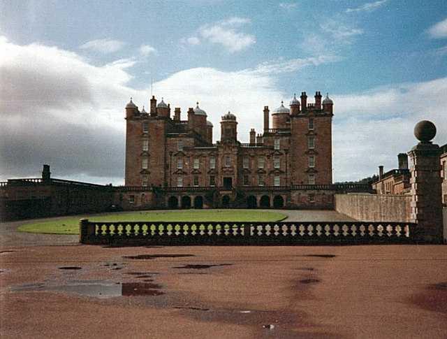 Jonathan Billinger / Drumlanrig Castle, Thornhill, Dumfries-shire
