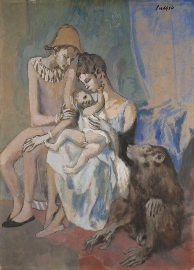 Pablo Picasso / Public domain