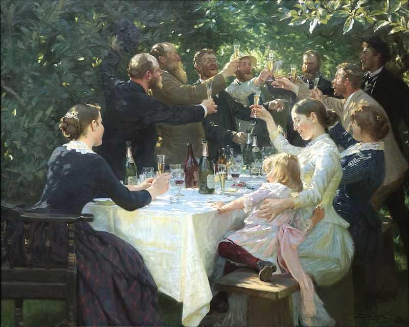 Peder Severin Krøyer / Public domain