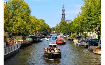 Friendship River Cruise , Amsterdam: All year round