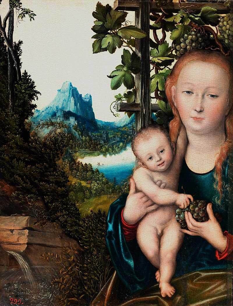 Lucas Cranach the Elder / Public domain