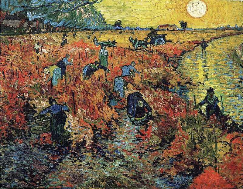 Vincent van Gogh / Public domain