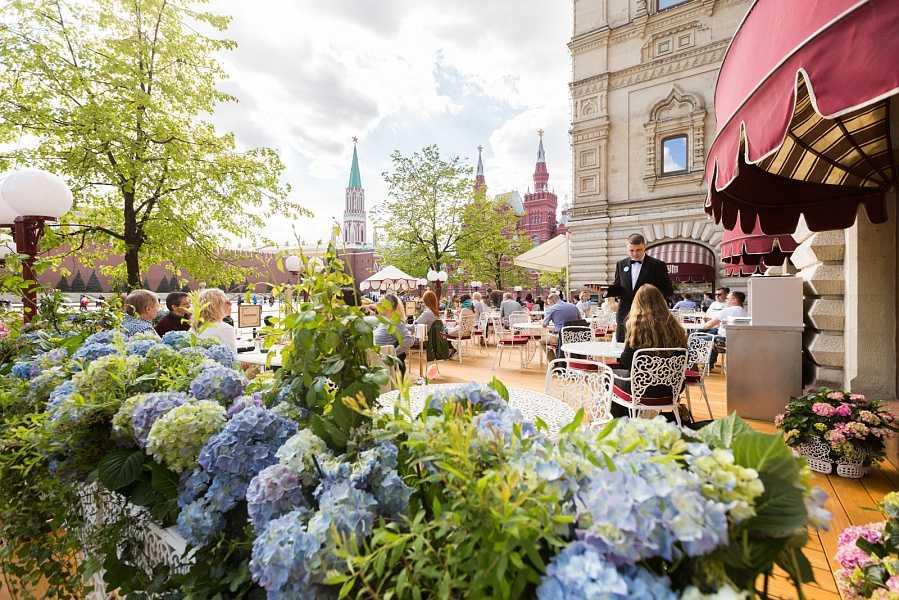 © Bosco cafè, Moscow