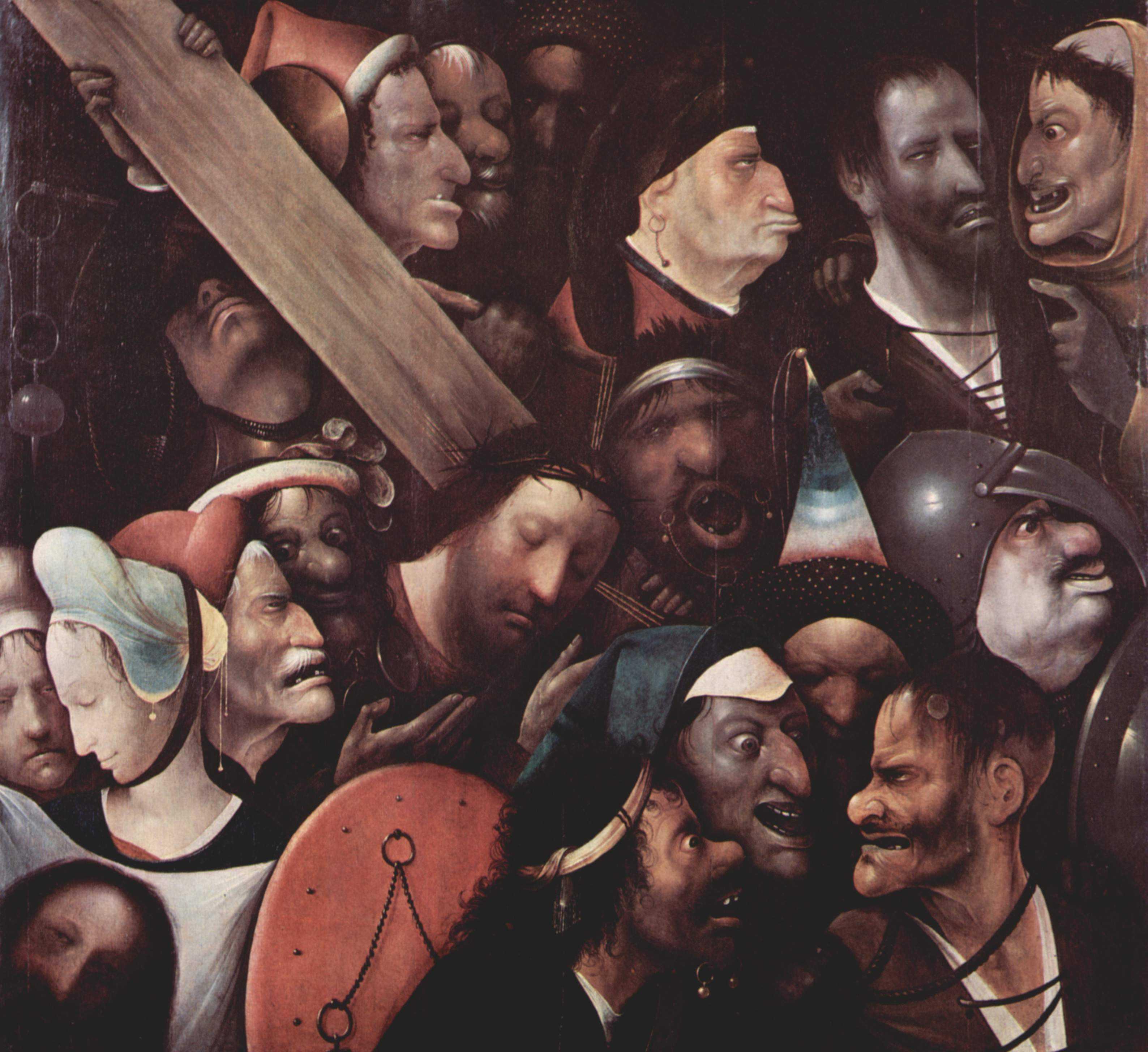 Hieronymus Bosch or follower / Public domain