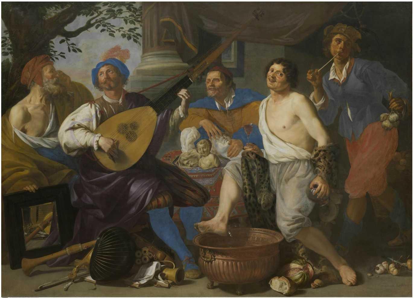 Theodoor Rombouts / Public domain