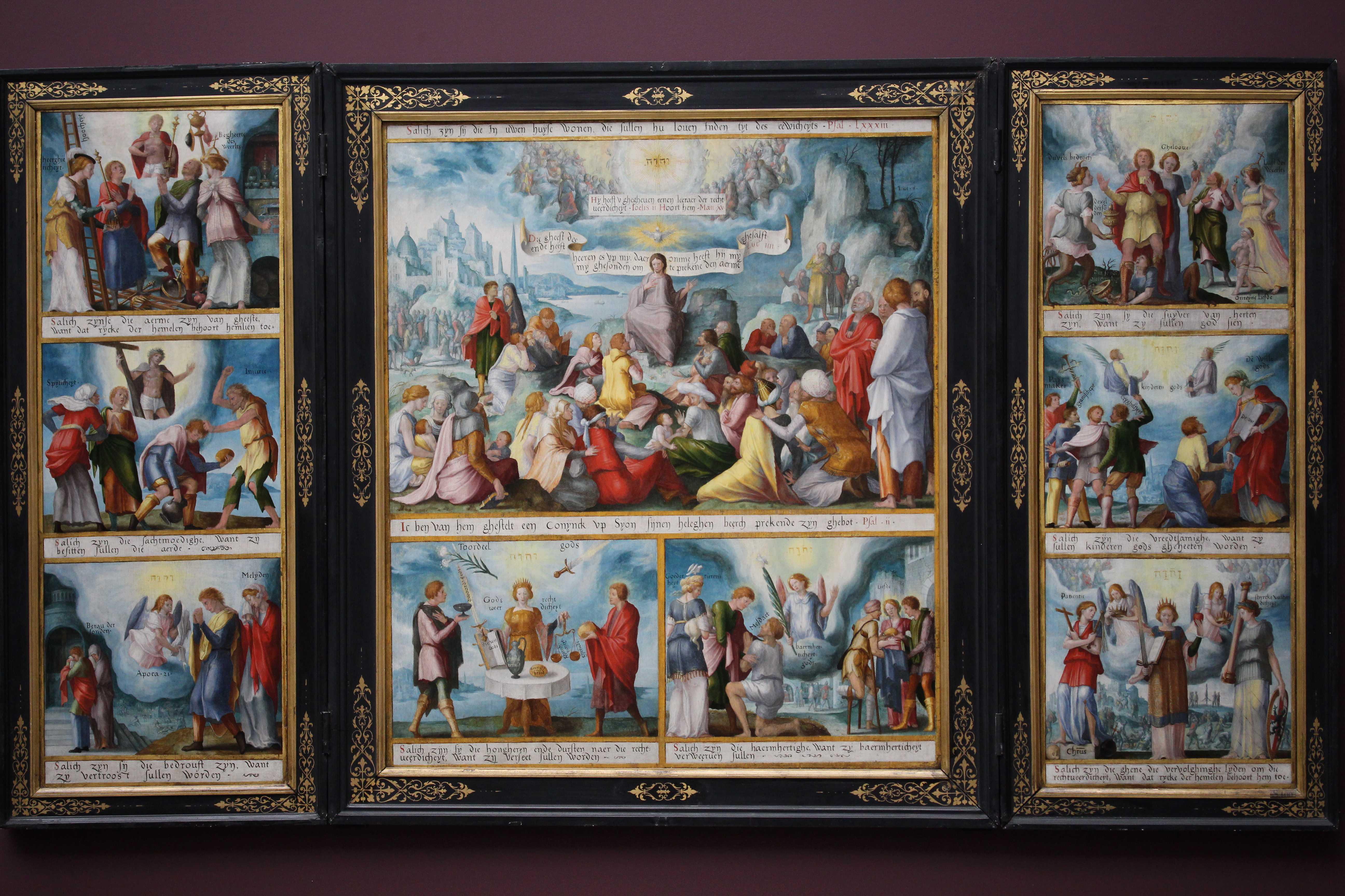Museum of Fine Arts, Ghent / Public domain