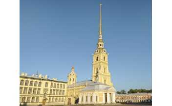 Peter and Paul Fortress, Saint Petersburg