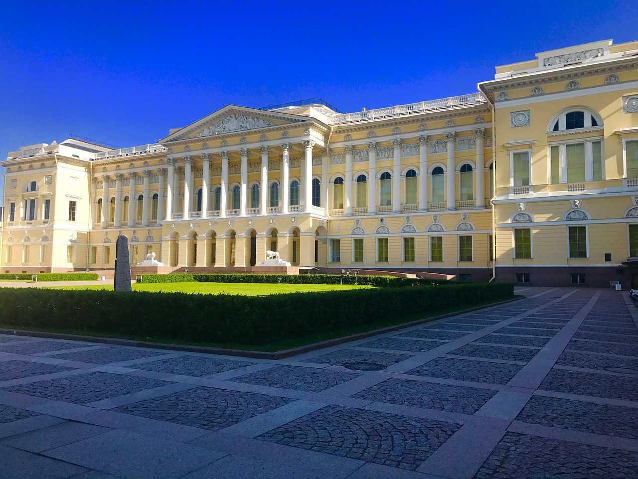 The State Russian Museum, Saint Petersburg