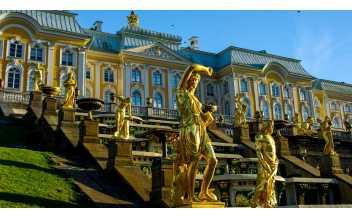 The Peterhof, Saint Petersburg