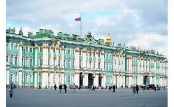 The Hermitage Museum, Saint Petersburg
