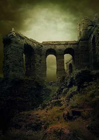Castle Rock (Edinburgh), Scotland