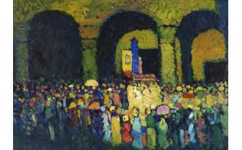 German Expressionism, Museo Nacional Thyssen-Bornemisza, Madrid: 27-October 2020- 28 February 2021