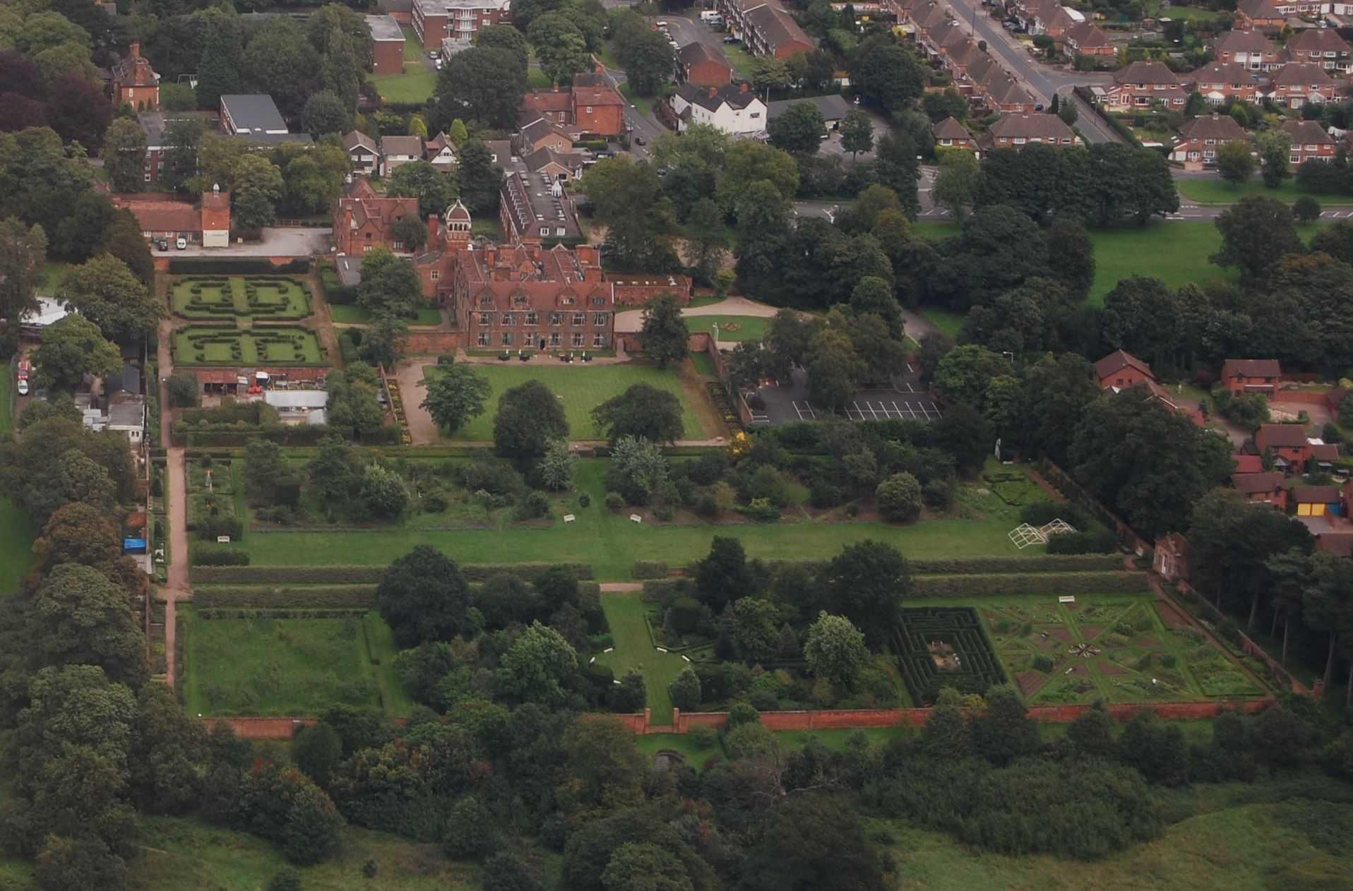 Castle Bromwich Hall Gardens, Birmingham