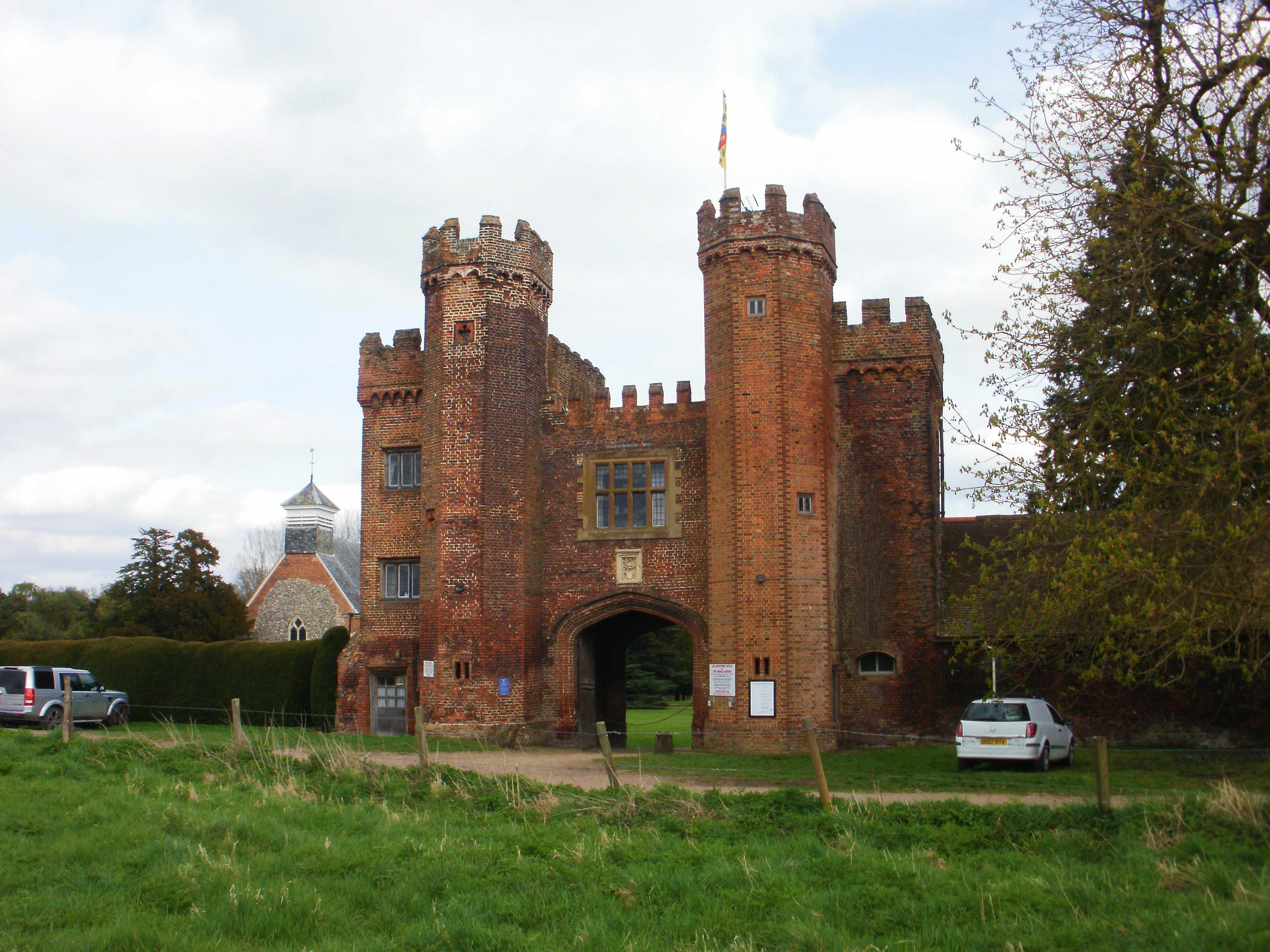Lullingstone Castle, The World Garden, Dartford