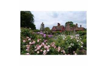 Wyken Hall, Bury Saint Edmunds, Suffolk