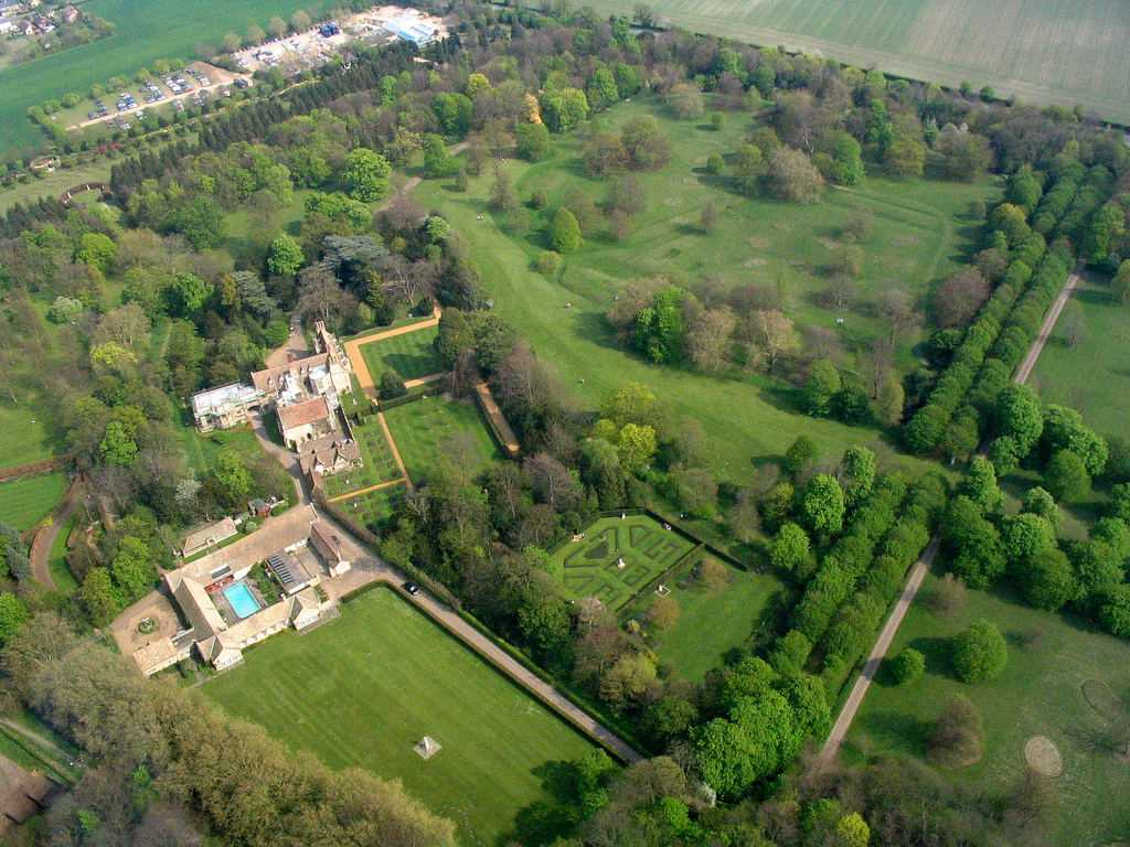 Anglesey Abbey Gardens, Cambridge