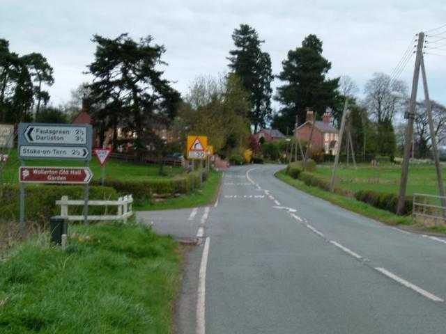 Wollerton Old Hall Garden, Drayton