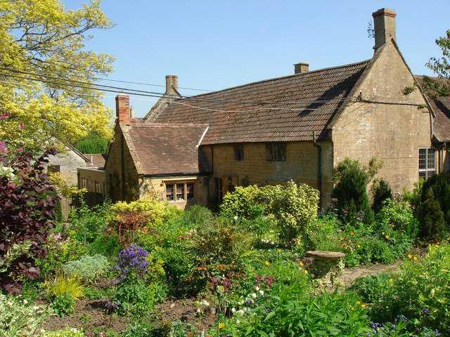 East Lambrook Manor Gardens, Petherton