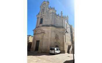 马泰拉普尔加托里奥教堂