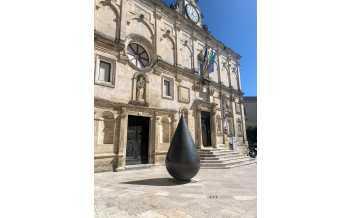 Giovanni Pascoli Square, Matera